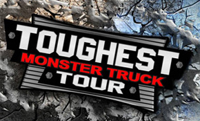 Toughest Monster Truck Tour 2019 logo